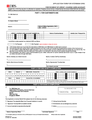 Posb Giro Form - Fill Online, Printable, Fillable, Blank ...