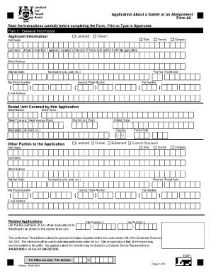brad teal rental application form pdf