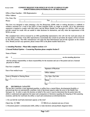 Bill Of Sale Form Florida Do Not Resuscitate Form Templates ...