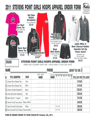Point Girls Hoops Order Form 11.cdr - SPASH Hoops Home - spashhoops