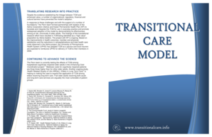 TRANSITIONAL CARE MODEL