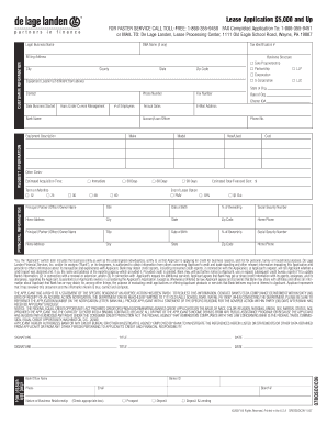 application lage form