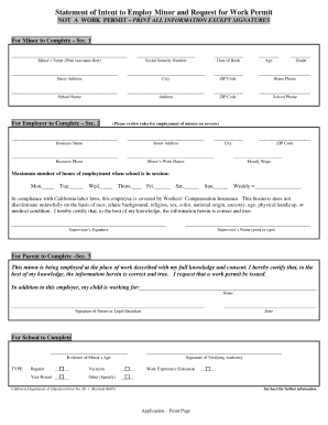 state of alabama work permit form