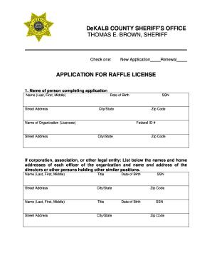 Dekalb County Building Permit Forms