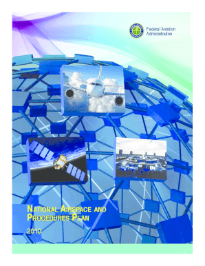 national airspace and procedures plan 2011 form