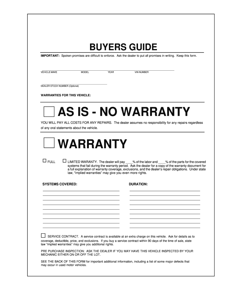 photo regarding Free Printable as is No Warranty Form referred to as Purchasers Lead - Fill On the web, Printable, Fillable, Blank