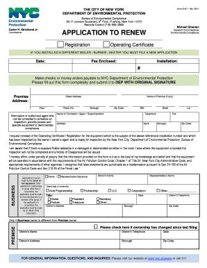 Nyc Boiler Registration Form 314c - Fill Online, Printable ...