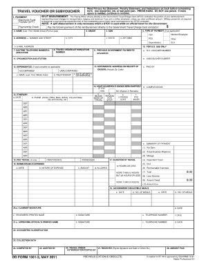 2011 2018 Form Dd 1351 2 Fill Online Printable Fillable