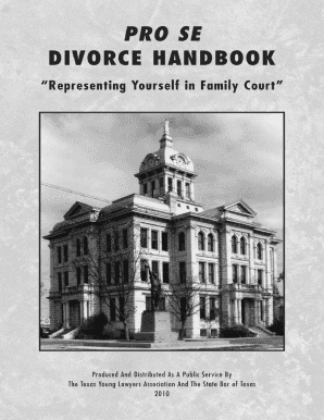Texas divorce handbook fill online printable fillable blank texas divorce handbook solutioingenieria Image collections