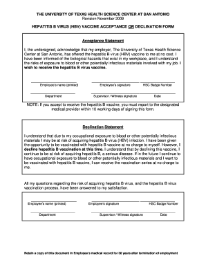 Hepatitis B Forms - Fill Online, Printable, Fillable, Blank ...