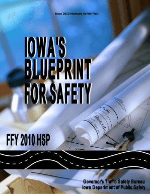 Iowa 2010 Highway Safety Plan - NHTSA - nhtsa