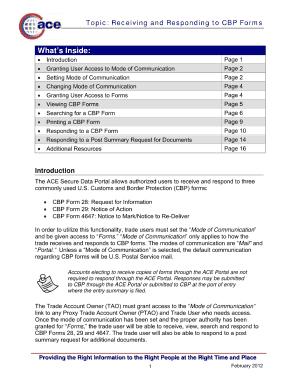 CBP FORM 4647 PDF