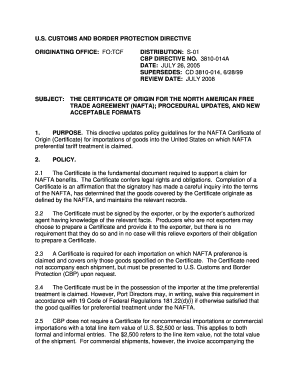 Fillable Form For Gsp Certificate Of Origin Form A