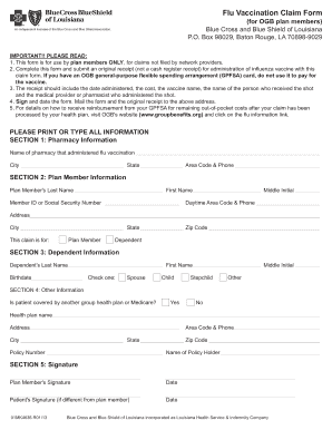 Oxford Claim Form Vaccination - Fill Online, Printable, Fillable ...