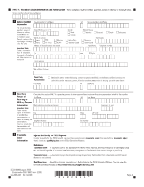 Fillable Army Sgli - Fill Online, Printable, Fillable, Blank ...