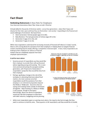 401k fact sheet in the us form