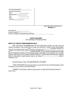 California quitclaim deed form x amazing quit claim deed template.