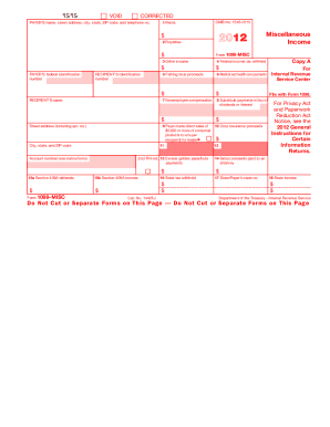 free fillable 1099 misc form
