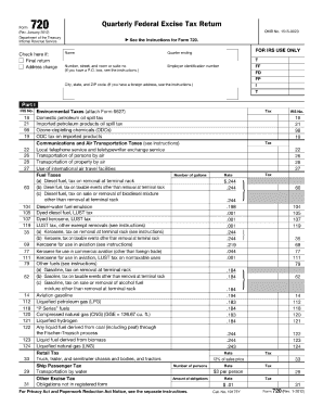 IRS 720 form | PDFfiller