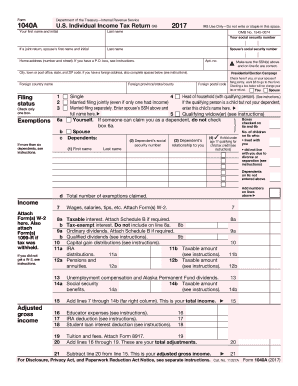 2011 form irs 1040 a fill online printable fillable for 1040 form 2011 tax table