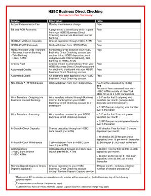 Medallion Signature Guarantee Hsbc - Fill Online, Printable ...