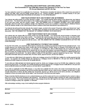 Us Bank Interest Only Loan Form