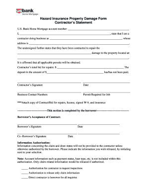 21 Printable Property Damage Release Form Templates