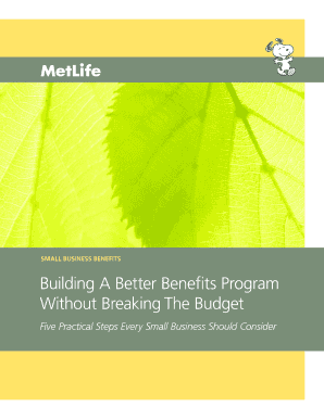 building a better benefits program without breaking the budget form