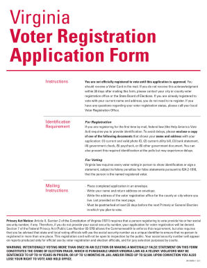 Bill Of Sale Form Maine Voter Registration Form Templates ...