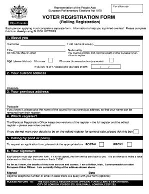 Bill Of Sale Form West Virginia Voter Registration Form Templates ...