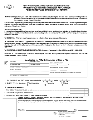 new hampshire corporate tax payment voucher
