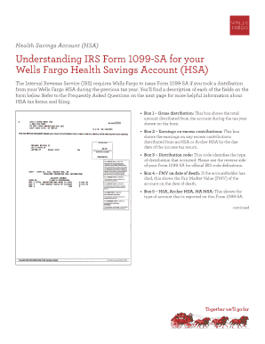 1099 form wells fargo  Wells Fargo 12 Sa - Fill Online, Printable, Fillable ...