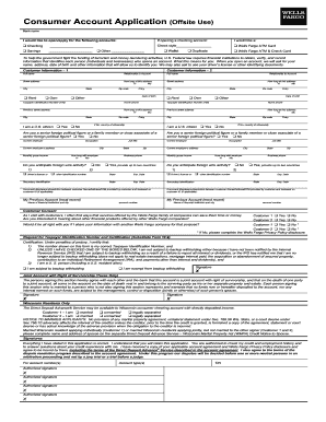 1099 form wells fargo  12 Printable direct deposit form wells fargo Templates ...