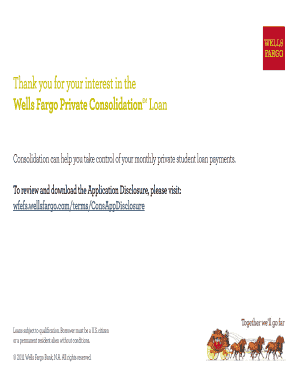wells fargo loan payment - Forms & Document Templates to