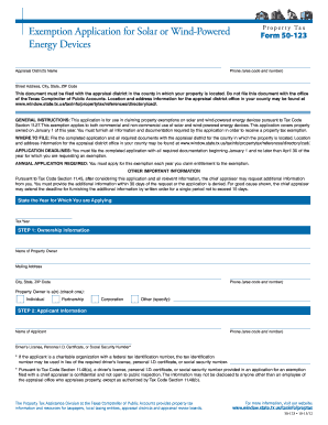 Form 50 123 - Fill Online, Printable, Fillable, Blank | PDFfiller