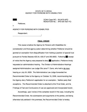 financial affidavit long form Templates - Fillable & Printable ...