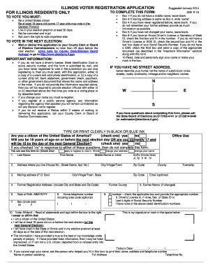 r 19 voter registration form illinois