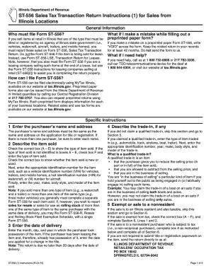 illinois state revenue tax forms
