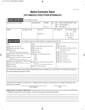 Medical Report Blank Page - Fill Online, Printable, Fillable ...