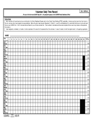 25 printable volunteer time sheet forms and templates fillable samples in pdf word to. Black Bedroom Furniture Sets. Home Design Ideas