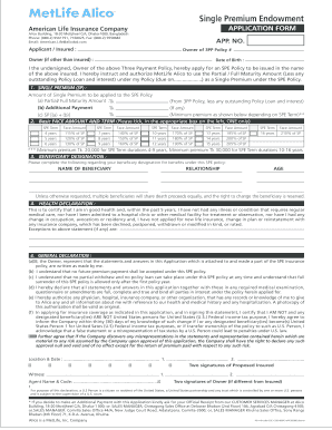 Metlife Bangladesh Pdf Fill Online Printable Fillable Blank