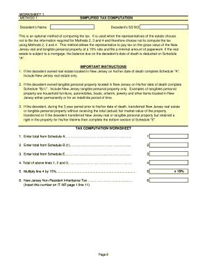 Form For Inheritance - Fill Online, Printable, Fillable, Blank ...