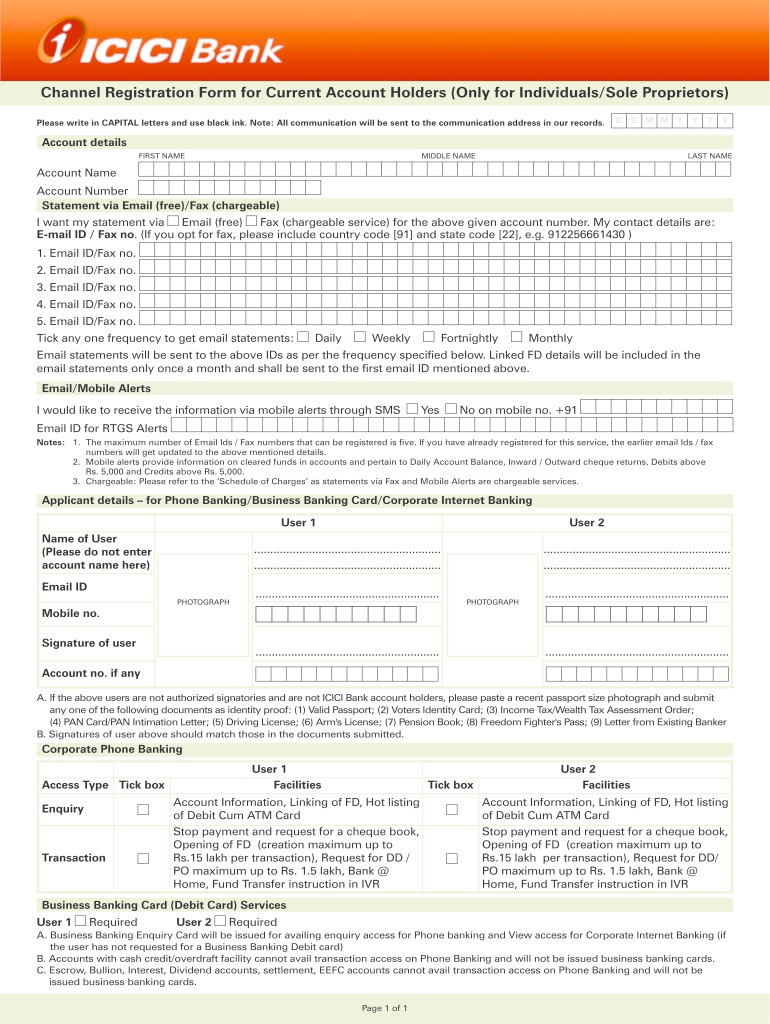 yes bank rtgs form in word