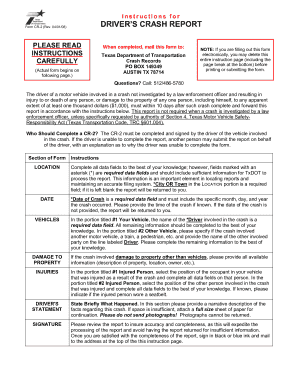 2012-2017 Form TX DPS DR-1 Fill Online, Printable, Fillable, Blank ...