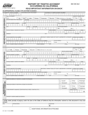 2008-2017 Form CA DMV Form SR 1 Fill Online, Printable, Fillable ...