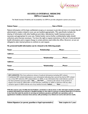Medical Release Form Pdf - Fill Online, Printable, Fillable, Blank ...