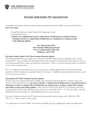 Eft form template electronic funds transfer form hashdoc care electronic funds transfer form hashdoc care improvement plus eft for providers fill online printable platinumwayz