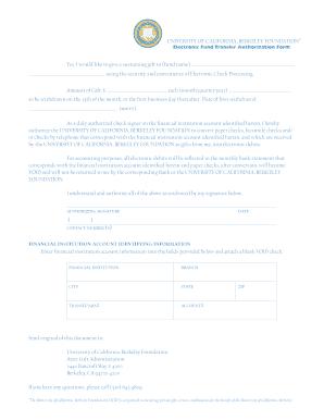 Generic Eft Form Fill Online Printable Fillable Blank Pdffiller