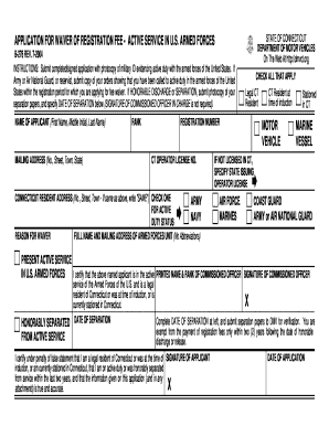 Ct Dmv Bill Of Sale >> Bill Of Sale Form Connecticut Application For Waiver Of Fees Form Templates - Fillable ...
