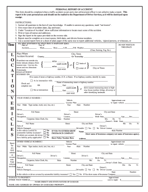 Nv Report Accident - Fill Online, Printable, Fillable, Blank ...